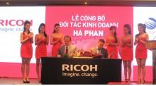 Ricoh công bố nhà phân phối mới tại Việt Nam