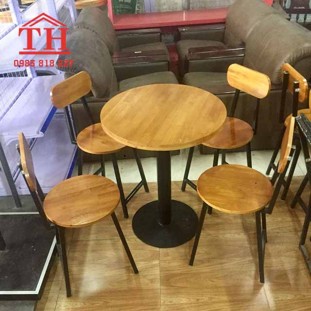 Địa chỉ cung cấp mẫu bàn ghế cho quán cafe đẹp giá rẻ