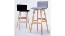Chất lượng với mẫu ghế gỗ cao quầy bar hiện đại, sang chảnh