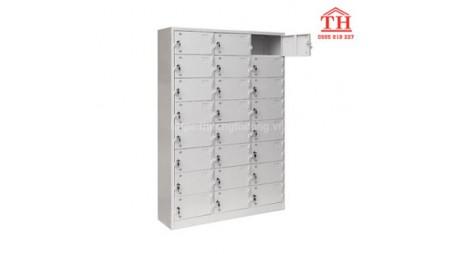 Mẫu tủ đựng văn phòng phẩm tiện dụng rất nhiều ngăn