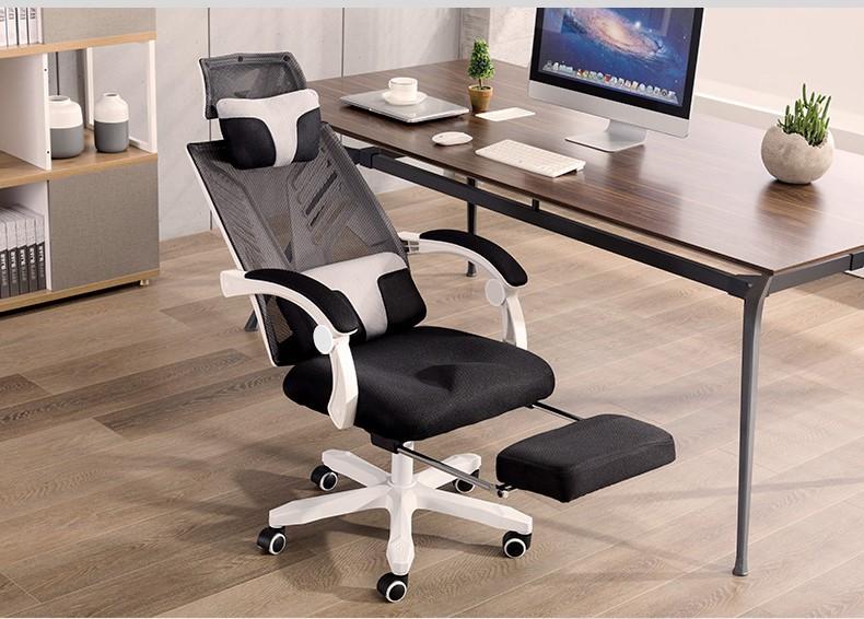 20 mẫu ghế làm việc cao cấp không gây mỏi lưng