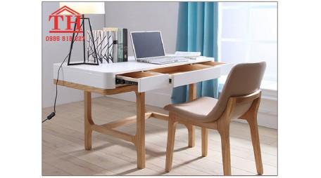 10 mẫu bàn ghế làm việc tại nhà giá rẻ cực sốc 2019