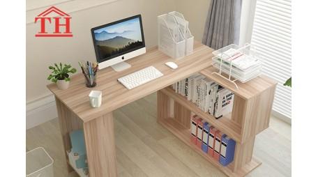 Tại sao nên lựa chọn bàn làm việc gỗ công nghiệp 1m6