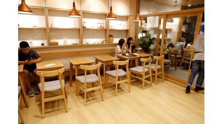 100+ mẫu ghế cafe gỗ đẹp miễn chê trong năm 2019