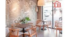 3 nguyên tắc chọn bàn ghế quán cafe cần biết