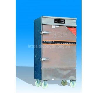 Tủ nấu cơm 12 khay dùng điện