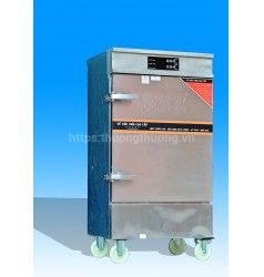 Tủ nấu cơm 8 khay dùng điện