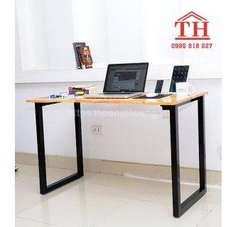 Bộ bàn ghế làm việc tại nhà giá rẻ, gọn gàng nhất