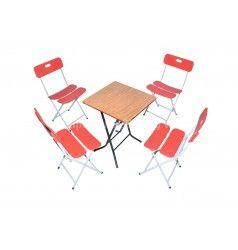 Bàn ghế gỗ cafe mini, quán cóc giá rẻ tiện lợi