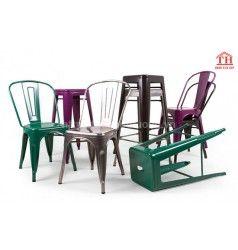 Ghế bar Tolix cao cấp bền đẹp nhất