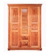 Tủ quần áo gỗ xoan