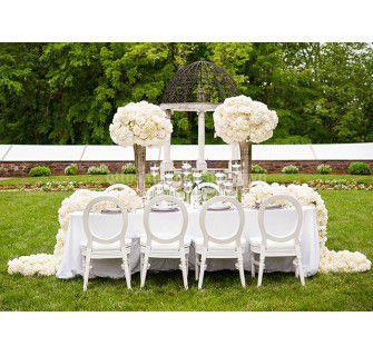 10 mẫu ghế đám cưới đẹp như mơ trong năm 2019